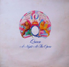 Queen - Night at the opera  /It/