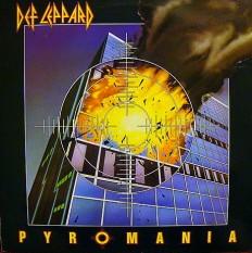 Виниловая пластинка Def Leppard - Pyromania /En/