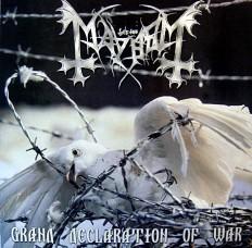 Mayhem - Grand Declaration Of War /Fr/