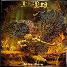 Judas Priest - Sad Wings Of Destiny  /UK/ 1 press