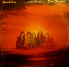 Uriah Heep - Sweet Freedom /US/