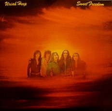 Uriah Heep - Sweet Freedom /G/