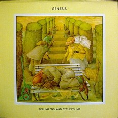 Genesis - Selling England by the pond /G/