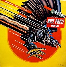 Judas Priest - Screaming for vengeance /NL/