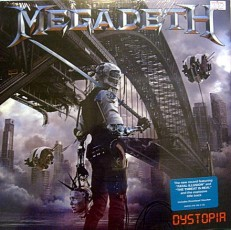 Виниловая пластинка Megadeth - Dystopia /EU/