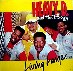 Виниловая пластинка Heavy D. & The Boyz - Living Large /US/