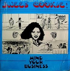 Виниловая пластинка Sweet Cookie - Mind Your Business /US/