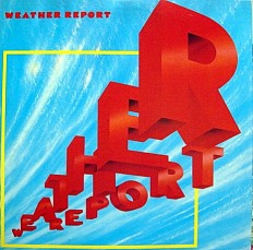 Виниловая пластинка Weather Report - Weather Report /Jap/