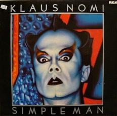 Klaus Nomi - Simple Man /G/