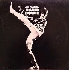 Виниловая пластинка David Bowie - The Man Who Sold The World /US/
