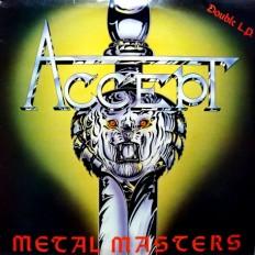 Виниловая пластинка Accept - Metal masters /2lp Includes Accept - Accept (1980) / Accept - Breaker (1981)