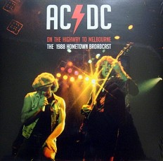 AC/DC - On the highway to Melbourne /EU/