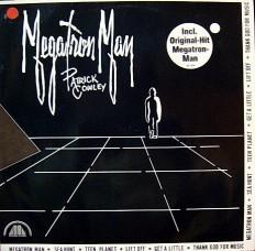 Patrick Cowley - Megatron man /G/