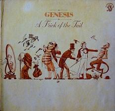 Виниловая пластинка Genesis - A trick of the tail /It/