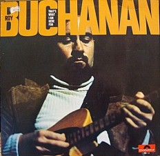 Roy Buchanan - Thats what i am here for /G/