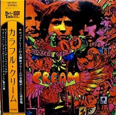 Cream - Disraeli gears /Jap/