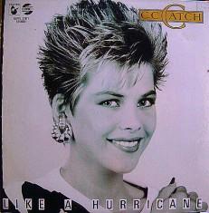 Виниловая пластинка C.C.Catch - Like a hurricane