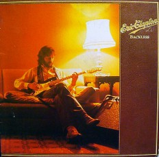 Виниловая пластинка Erick Clapton - Backless /US/t