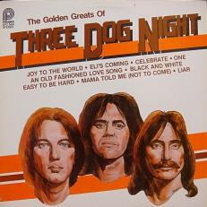 Виниловая пластинка Three dog night - The best /Ca/