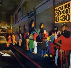 Виниловая пластинка Weather Report - 8:30 2LP /En/