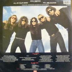 Виниловая пластинка Iron Maiden - Holy smoke