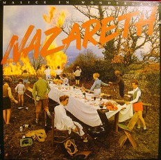 Виниловая пластинка Nazareth - Malice in wanderworld /US/