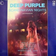 Deep Purple - Scandinavian nights/En/2lp
