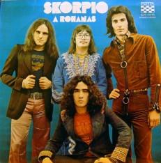 Виниловая пластинка Skorpio - A Rohanas /Hu/