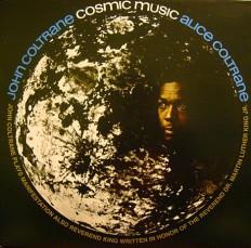 Виниловая пластинка John Coltrane - Cosmic music /EU/