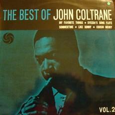 Виниловая пластинка John Coltrane - The Best of John Coltrane vol.2 /Jap/