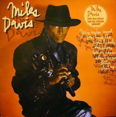 Виниловая пластинка Miles Davis - Youre under arest /NL/