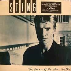 Виниловая пластинка Sting - The dream of the... /Yu/