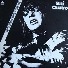 Suzi Quatro - Your mama wont like me /US/