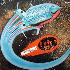 Виниловая пластинка Scorpions - Rock galaxy /G/ 2lp