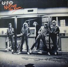 UFO - No place to run /G/