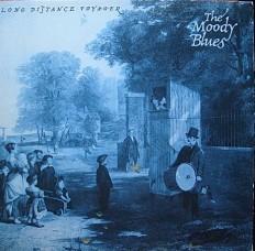 Виниловая пластинка Moody Blues - Long distance voyager /US/