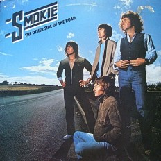 Виниловая пластинка Smokie - The other side of the road  /NL/