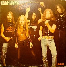 Scorpions - Virgin Killer /It/