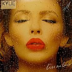Виниловая пластинка Kylie Minoque - Kiss me once /EU/