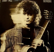 Jimmi Page - Outrider /G/