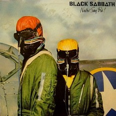 Black Sabbath - Never say die! /G/