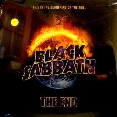 Виниловая пластинка Black Sabbath - The End /EU/