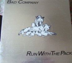Bad Company - Run with the pack /Ca/