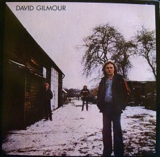 Виниловая пластинка David Gilmour - David Gilmour /Sw/