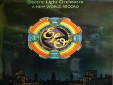 Виниловая пластинка ELO - A new world record /US//