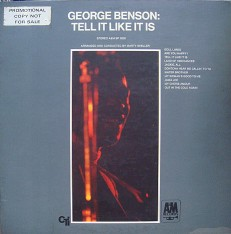 George Benson - Tell it like it is /US/ PROMO