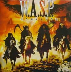 Виниловая пластинка WASP - Babylon /Aus/