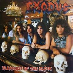 Виниловая пластинка Exodus - Pleasures of the flesh/En/