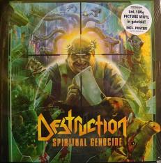 Виниловая пластинка Destruction - Spiritual genocide /G/