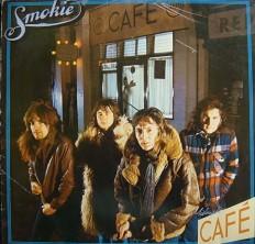 Виниловая пластинка Smokie - Midnight cafe /G/